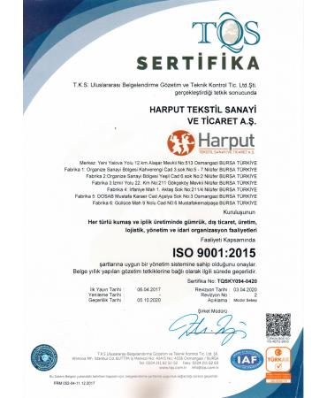 ISO - 9001 -TR